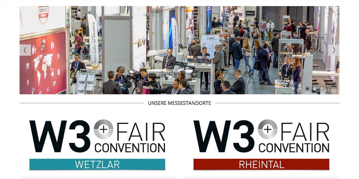 MWIB auf der W3+Fair Convention in Wetzlar